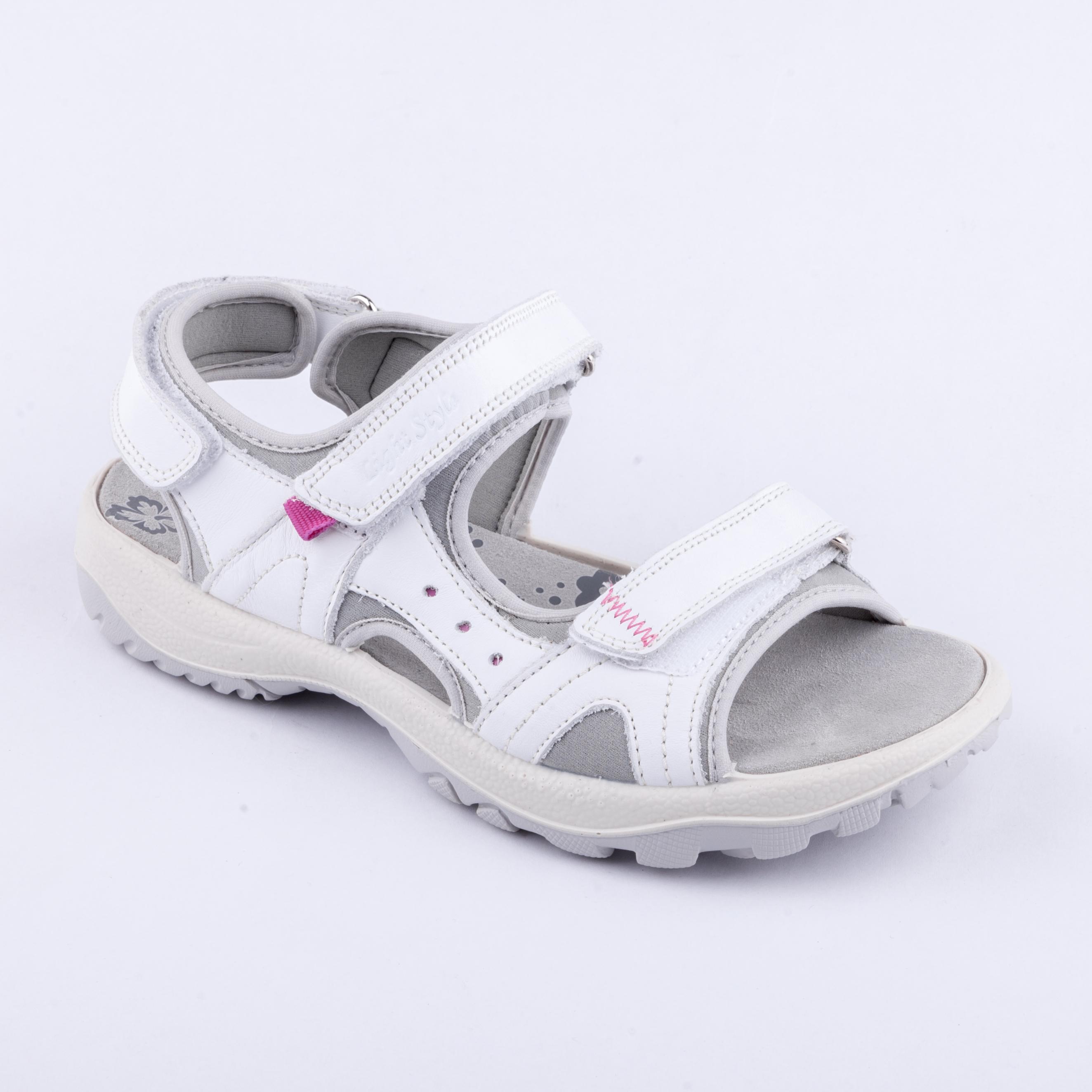 c6edb6945b Bílý letní sandál Imac 7100214