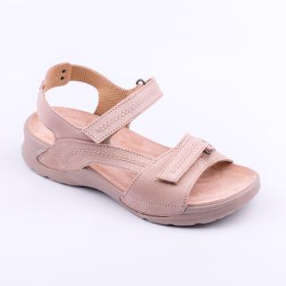 58c159e13fdc Béžový sandál Medistyle 7099986 empty